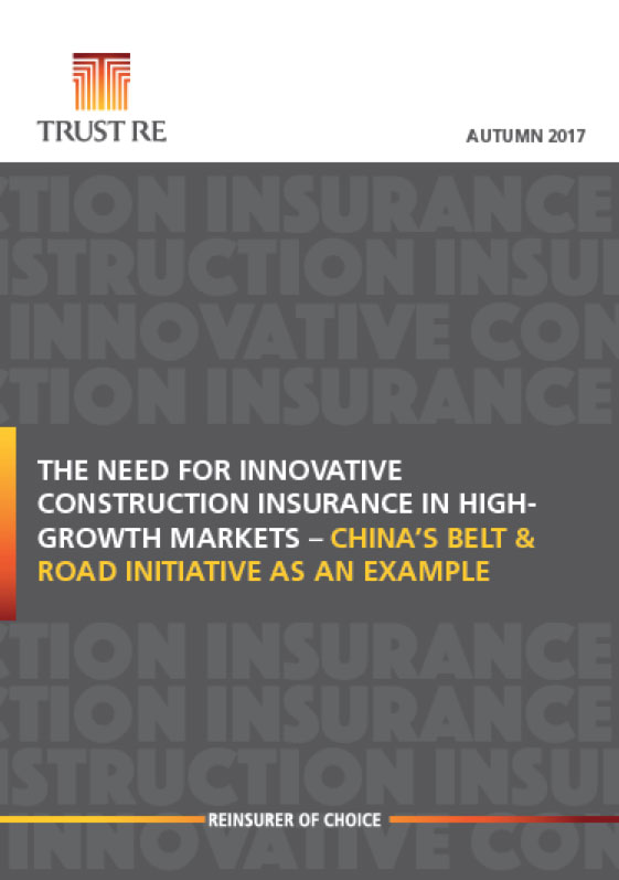Trust Re - Construction insurance